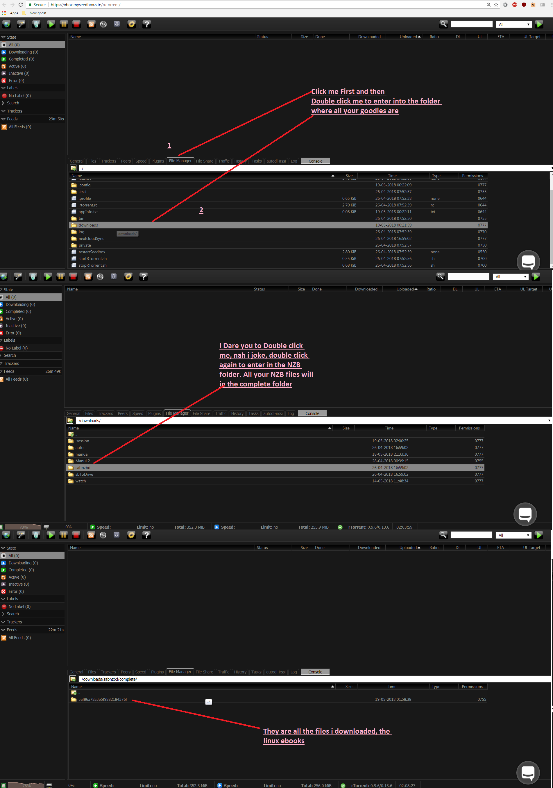 The Ultimate media Experience (not finished) | Evoseedbox